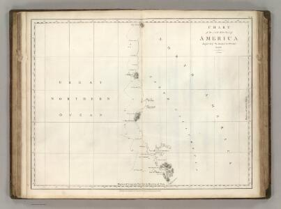Chart of the North West Coast of America.
