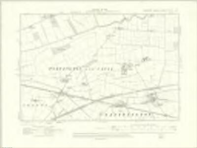Yorkshire CCXXIII.SW - OS Six-Inch Map