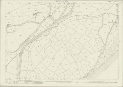 Sussex LIX.2 (includes: Icklesham; Pett) - 25 Inch Map