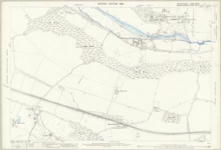 Hertfordshire XXXVIII.13 (includes: Amersham; Chalfont St Giles; Chenies; Flaunden; Latimer) - 25 Inch Map