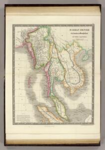 Birman Empire & Countries South East of the Ganges.