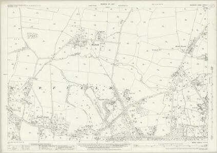 Berkshire XXXIX.6 (includes: Warfield; Winkfield) - 25 Inch Map