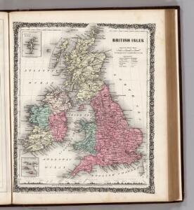 British Isles.