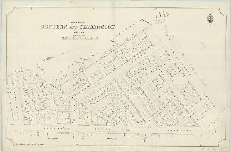 Redfern & Darlington, Sheet 23, 2nd ed. 1893