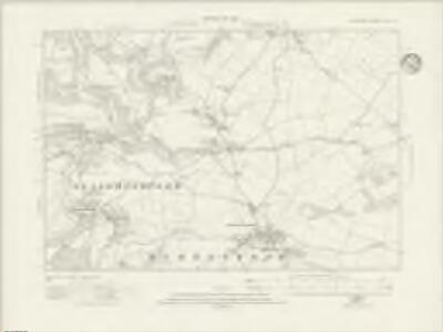 Wiltshire XIX.SE - OS Six-Inch Map