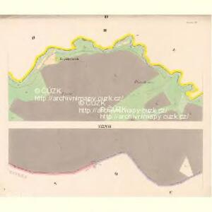 Neuofen - c5201-1-002 - Kaiserpflichtexemplar der Landkarten des stabilen Katasters