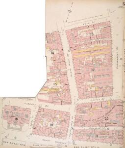 Insurance Plan of Cork: sheet 5-3