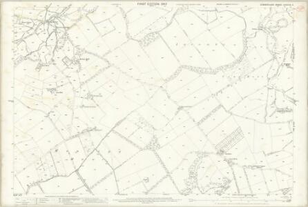 Cumberland LXXVIII.11 (includes: Gosforth) - 25 Inch Map