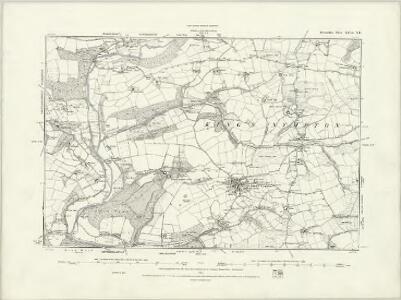 Devonshire XXXI.NW - OS Six-Inch Map