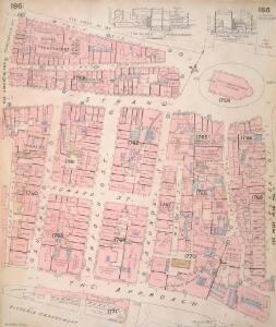 Insurance Plan of London Vol. VIII: sheet 186