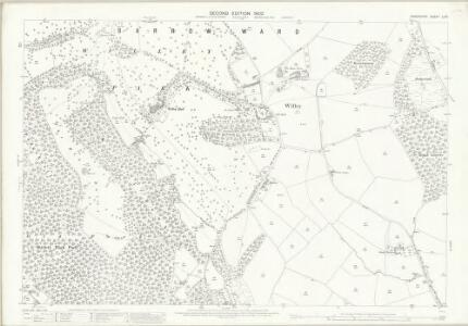 Shropshire LI.10 (includes: Barrow; Linley; Willey) - 25 Inch Map