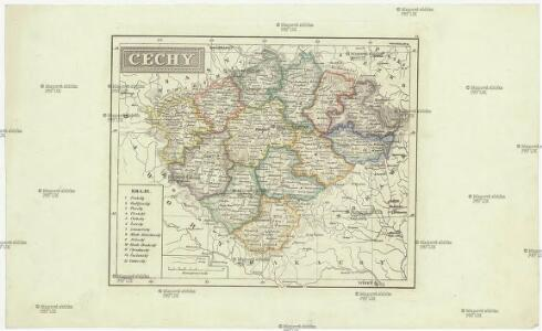 Čechy