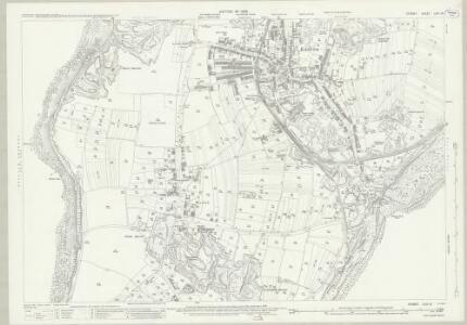 Dorset LVIII.15 (includes: Portland) - 25 Inch Map