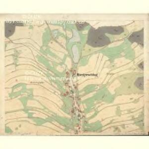 Riegerschlag - c4194-1-002 - Kaiserpflichtexemplar der Landkarten des stabilen Katasters