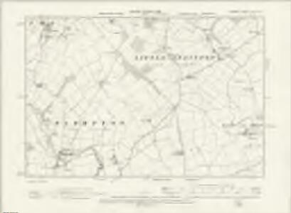 Durham XLIX.SE - OS Six-Inch Map