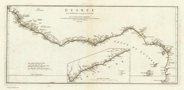 Guinee, entre Serre-Lione et le passage de La Ligne.