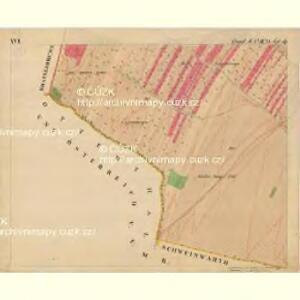 Nikolsburg - m1785-1-021 - Kaiserpflichtexemplar der Landkarten des stabilen Katasters