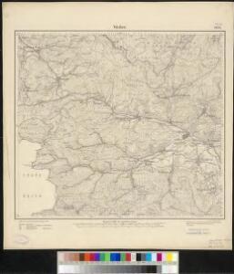 Meßtischblatt 3634 : Weiler, 1885