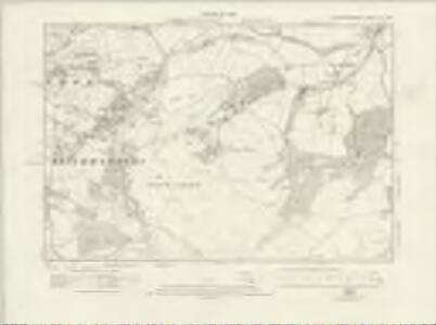 Gloucestershire XX.SW - OS Six-Inch Map