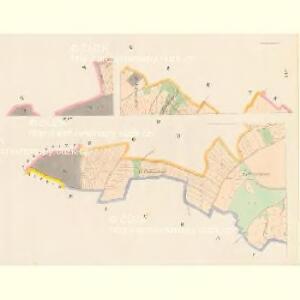Rentsch (Rzencze) - c6688-1-004 - Kaiserpflichtexemplar der Landkarten des stabilen Katasters