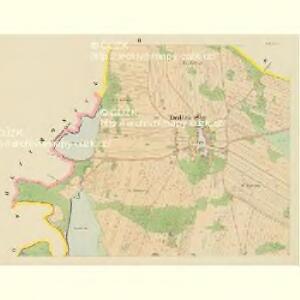 Drahles - c1503-1-002 - Kaiserpflichtexemplar der Landkarten des stabilen Katasters