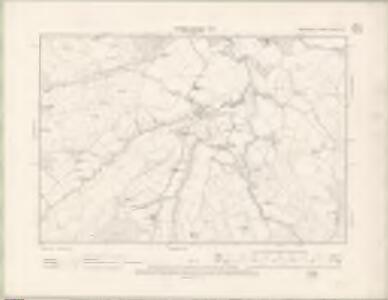 Perth and Clackmannan Sheet CXIX.NE - OS 6 Inch map
