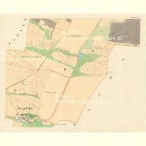 Kojatitz - m1236-1-003 - Kaiserpflichtexemplar der Landkarten des stabilen Katasters