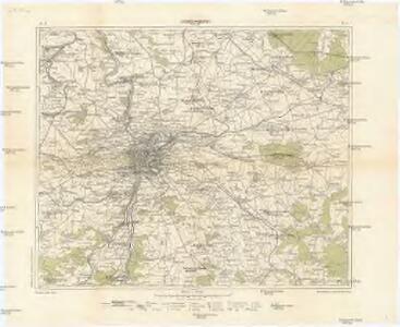 Vilímkovy místopisné mapy zemí Koruny české