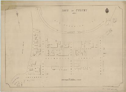 City of Sydney, Section D, 1885