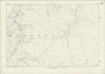 Isle of Man VII - OS Six-Inch Map