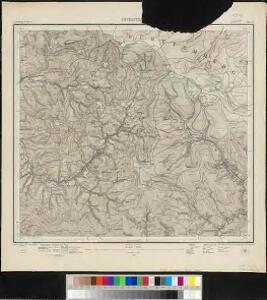 Meßtischblatt [7515] : Petersthal, 1885