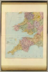 England & Wales SW.