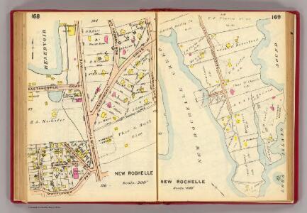 168-169 New Rochelle.