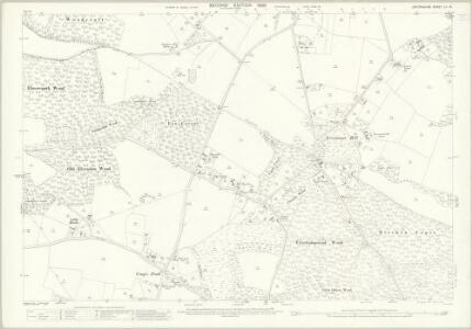 Oxfordshire LII.16 (includes: Goring; South Stoke) - 25 Inch Map