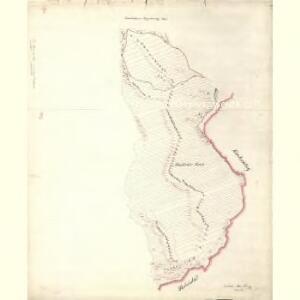 Planles - c5808-1-004 - Kaiserpflichtexemplar der Landkarten des stabilen Katasters