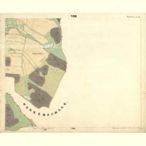 Riegerschlag - c4194-1-008 - Kaiserpflichtexemplar der Landkarten des stabilen Katasters
