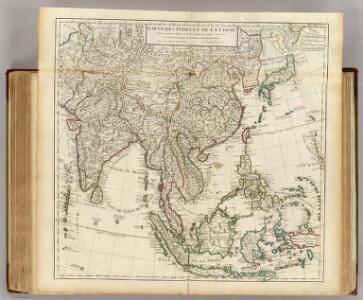 Indes, la Chine.