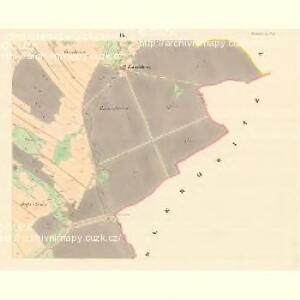 Fritschowitz - m0628-1-009 - Kaiserpflichtexemplar der Landkarten des stabilen Katasters