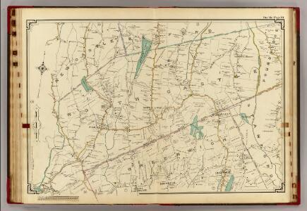 10 Atlas rural country district north of New York City.