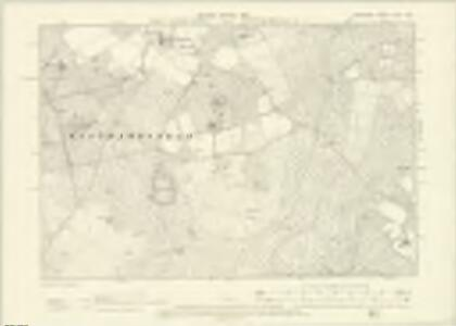 Berkshire XLVII.NW - OS Six-Inch Map