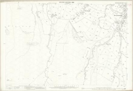 Westmorland XXIX.12 (includes: Ravenstonedale) - 25 Inch Map