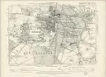 Buckinghamshire LVI.SW - OS Six-Inch Map