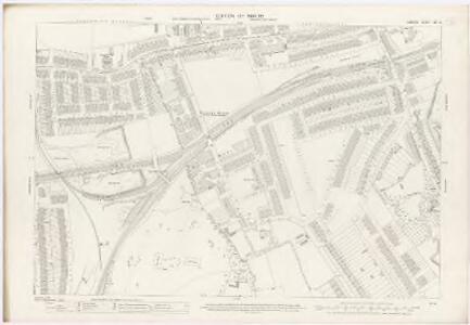 London XII.14 - OS London Town Plan