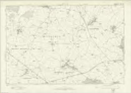 Buckinghamshire XVIII - OS Six-Inch Map