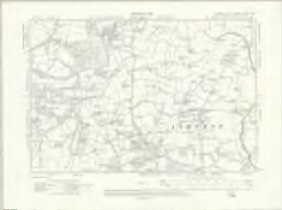 Sussex XXXVII.SE - OS Six-Inch Map