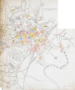 Insurance Plan of Nottingham Vol. I: sheet 16-1