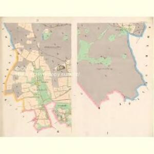 Neuberg - c5891-2-001 - Kaiserpflichtexemplar der Landkarten des stabilen Katasters