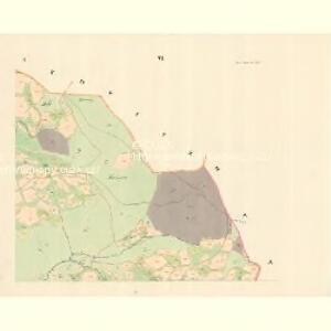 Gross Bistrzitz (Welky Bistrzice) - m3258-1-005 - Kaiserpflichtexemplar der Landkarten des stabilen Katasters
