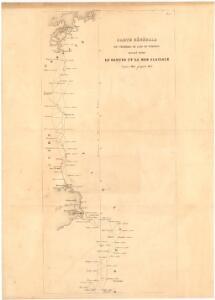 Trigonometrisk grunnlag, vedlegg 65, 1a: Grunnlagspunkter for Struves meridianbue fra Hammerfest til Jyväskylä