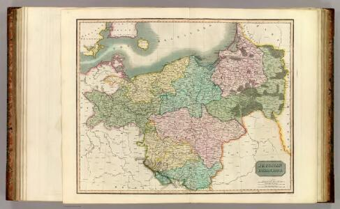 Prussian Dominions.